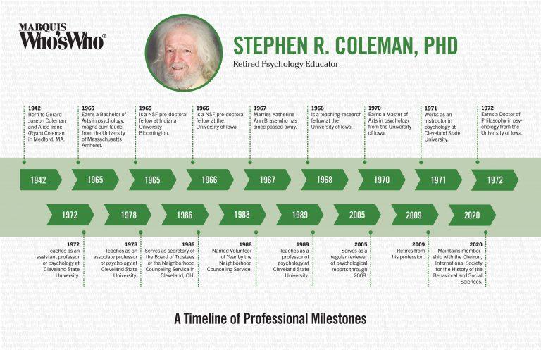 Stephen Coleman
