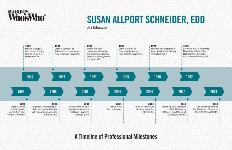 Susan Allport Schneider